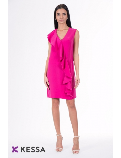 ROCHIE ALL DAY LONG CICLAM CU VOLAN